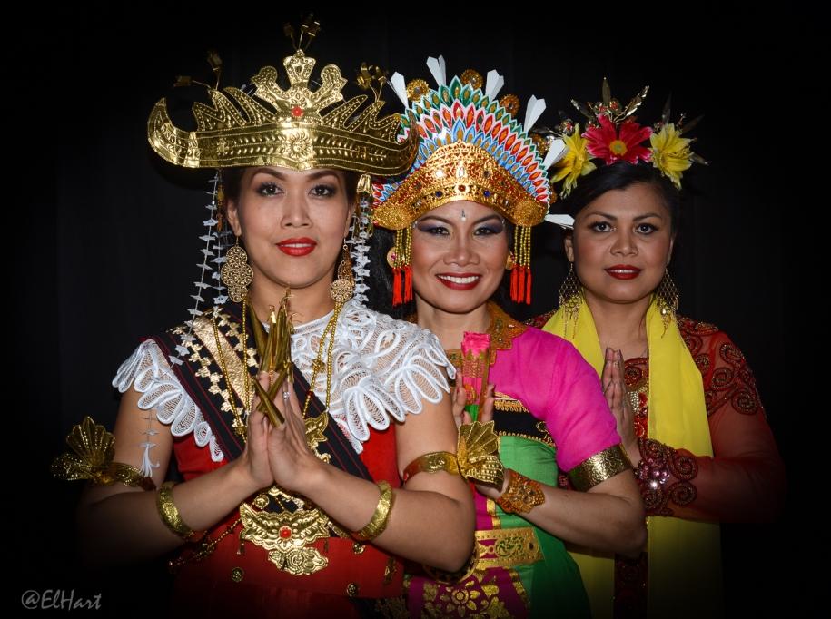 Indonesche dansers