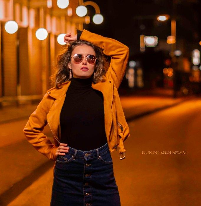 avond modelshoot